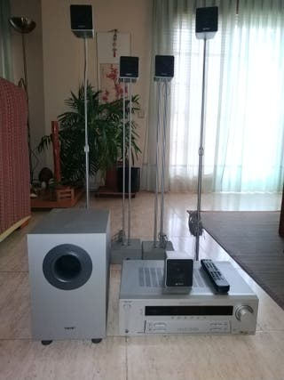 AV Receptor Home Cinema Sony 5.1 STR-de495