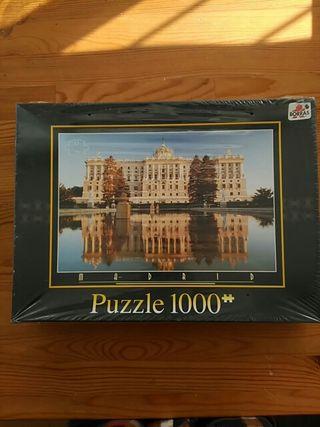 Puzzle 1000 piezas de Madrid