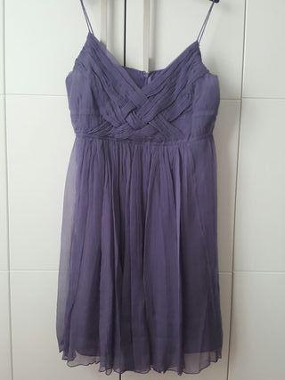 Vestido de fiesta de Zara