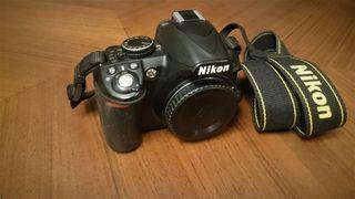 Nikon D3100 (18-55 VR Kit)