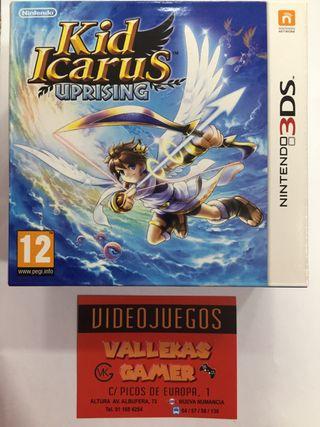 Kid Icarus Uprising + soporte para 3DS. PRECINTADO