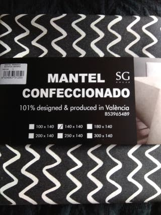 Mantel antimanchas de segunda mano en la provincia de Barcelona en ... 7ca23d9e63a