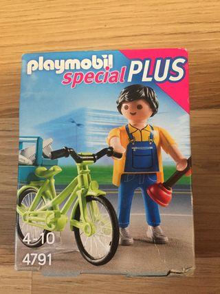 Playmobil 4791 empleado de mantenimiento