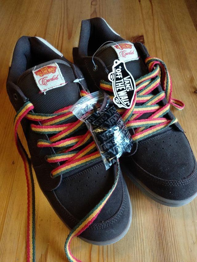8597dc3121 Vans Shoes John Cardiel Talla 50 Size 15 de segunda mano por 50 € en ...