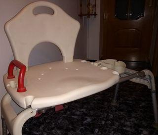 silla para ducha
