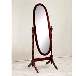 Espejo de suelo. Nuevo. Altura 144 cm Ancho 53cm