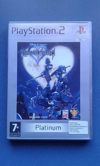 Kingdom Hearts para Playstation 2