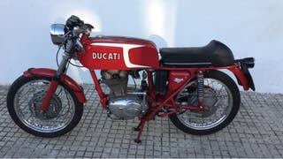 "Ducati 250 ""24 horas"" 1973"
