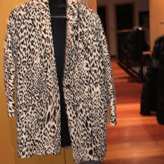 Blazer Oversize Zara Talla M