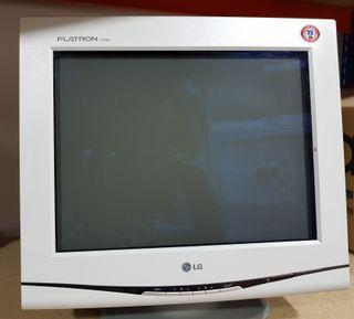"MONITOR PC LG FLATRON F700B 17"""