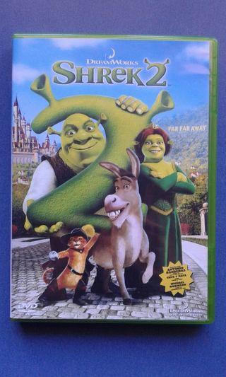 Película Shrek 2