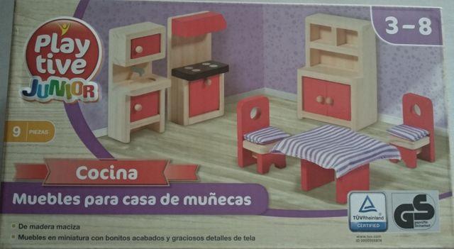 Muebles de cocina para casa muñecas. de segunda mano por 10 ...