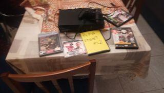 vendo play station 2 1 mando 5 juegos