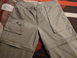 Pantalón treckking talla 44