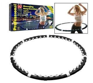 Hula Hoop. Disco giratorio yoga, pilates
