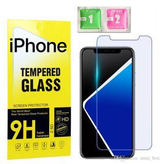 Cristal templado protector para iPhone