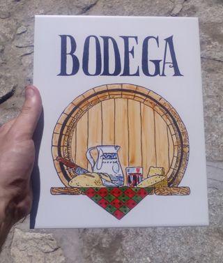 Azulejo Bodega