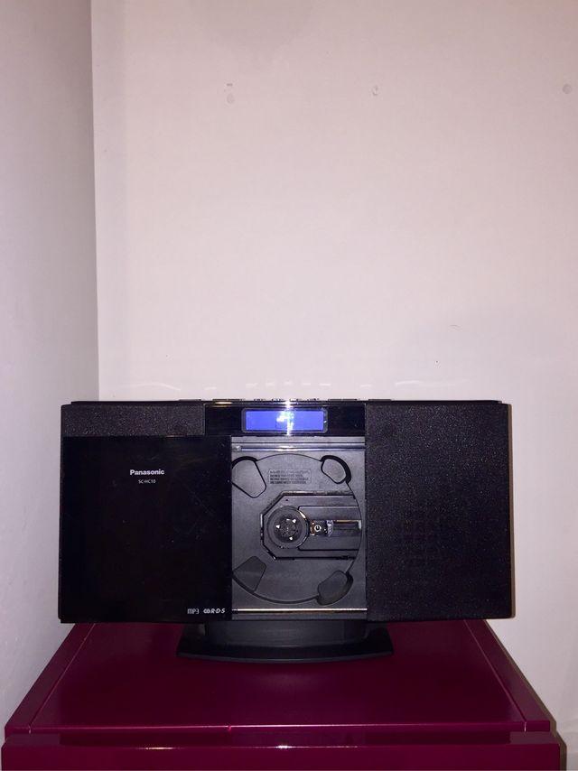 Microcadena Panasonic SC-HC10