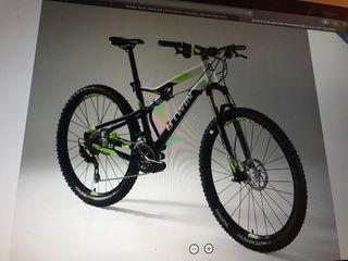 Bicicleta de montaña apenas sin usar!