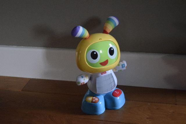 Robot robi Fisher price