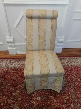 sillon butaca descalzadora silla antigua