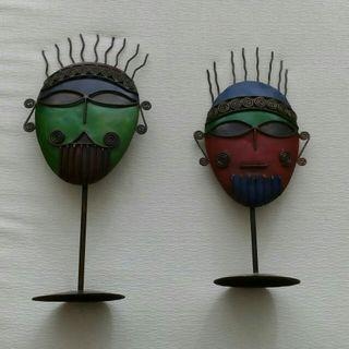 Figura Mascaras