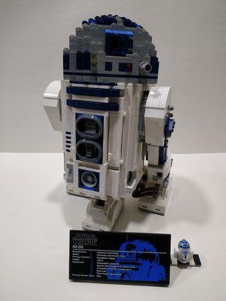 Lego R2-D2 10225 Año 2012