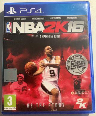NBA2K16 PS4