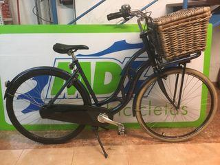 Bicicleta de paseo VOGUE