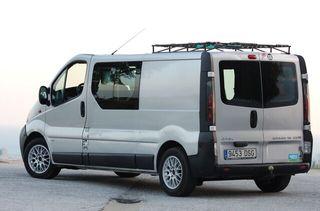 Opel Vivaro 2005 camper impecable