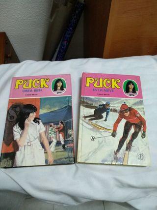 libros de puck