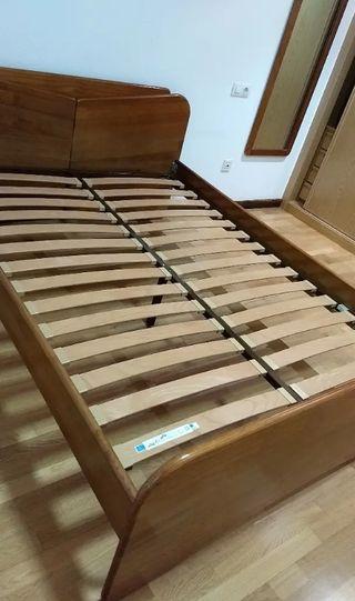 Estructura cama matrimonio 1,35 m