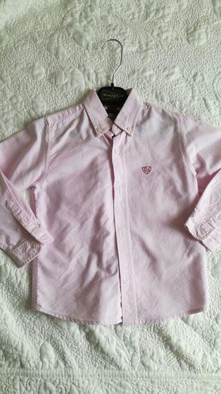 Camisa Zara T 3-4.