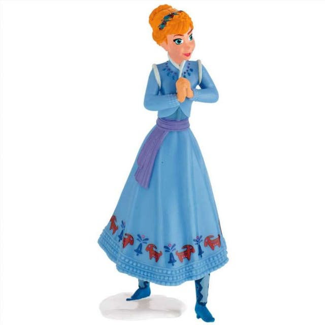 Figura Anna Olaf Frozen Adventure Disney