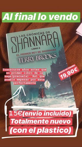 CRÓNICAS DE SHANNARA