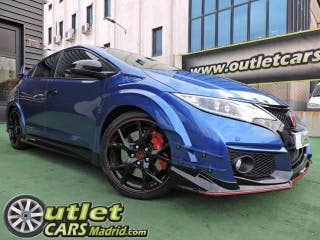 Honda Civic 2.0 VTEC Turbo Type R 228 kW (310 CV)