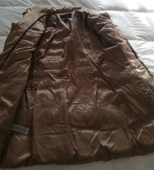 chaqueta de pluma