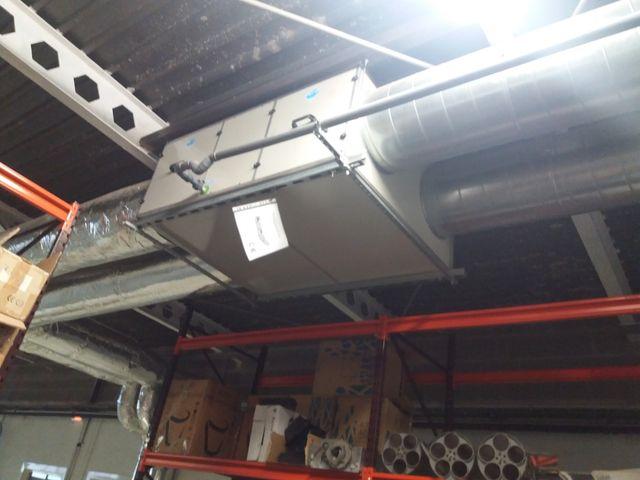 instalador aire acondicionado doméstico e industri