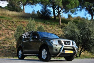Nissan Pathfinder 7 plazas FULL EQUIP!