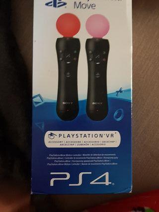 mando para PlayStation VR