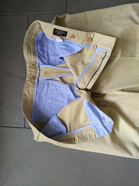 Pantalón Paul & Shark beige