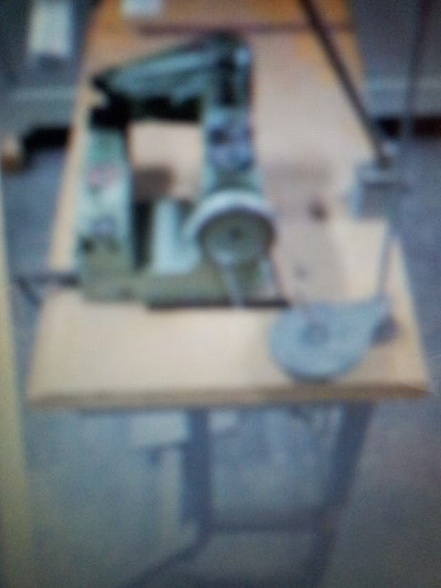 Máquina de coser industrial LEWIS