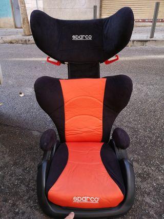 Elevador silla para coche