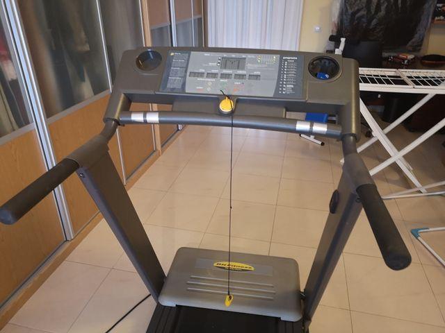 Cinta de correr Bh Fitness Proaction Colombia.