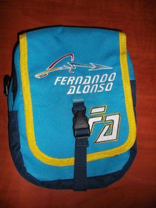 mochila Fernando Alonso