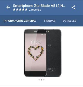 ZTE BLADE A512 MOVIL PARA PIEZAS