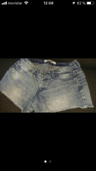 2 Shorts chica 34 /S