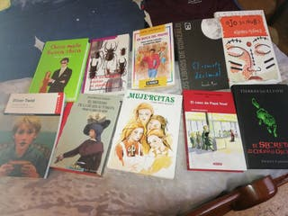 Libros de todo tipo!!