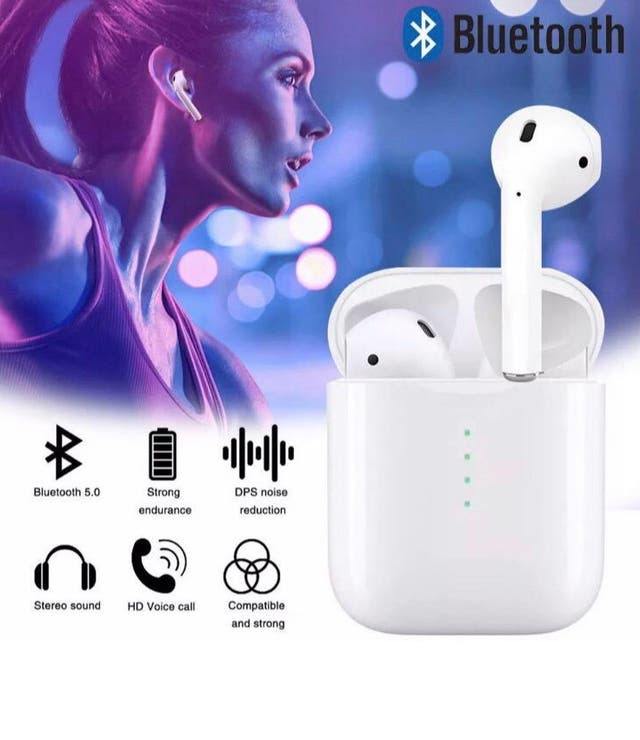 Auriculares tipo AirPods I-10 mod.2019