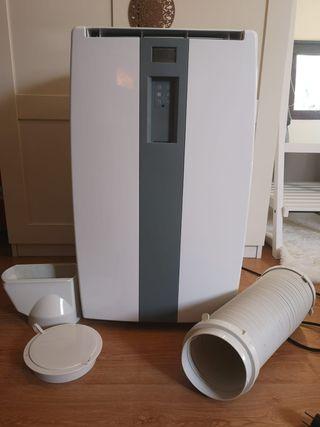 aire acondicionado con bomba de calor (pingüino)